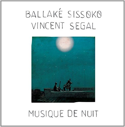 Musique de Nuit - Winner of Songlines Fusion Award 2016 by Ballake Sissoko & Vincent Segal