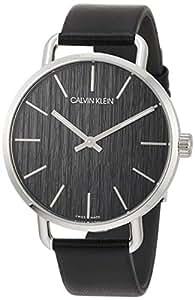 [カルバンクライン]CALVIN KLEIN 腕時計 Even(イーブン) 3針 ETA社クオーツ K7B211C1 メンズ 【正規輸入品】