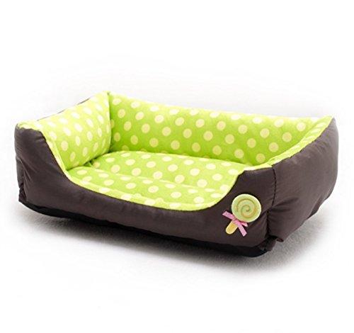 夏用 ひんやり快適 洗える犬猫用ベッド