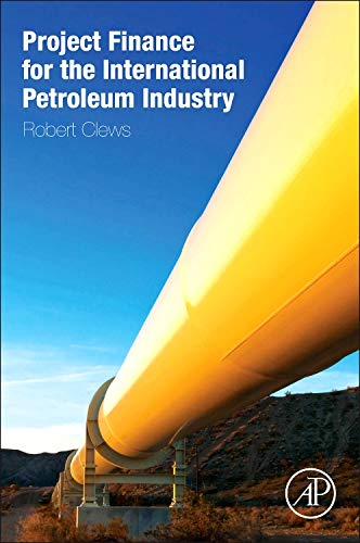 Download Project Finance for the International Petroleum Industry 0128001585