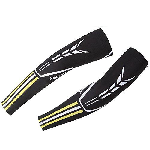 アームカバー 日焼け止め 速乾 トレーニング 通気性 スポーツウェア用品 自転車用 吸汗性 紫外線防止 S M L XL XXL XXXL 大きいサイズ 快適 ランニング