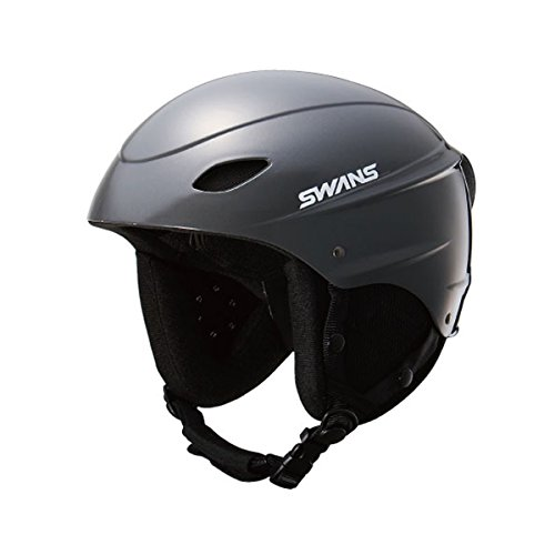 SWANS(スワンズ) スキー スノーボード ヘルメット フリーライドモデル 大人用 男女兼用 H-45R