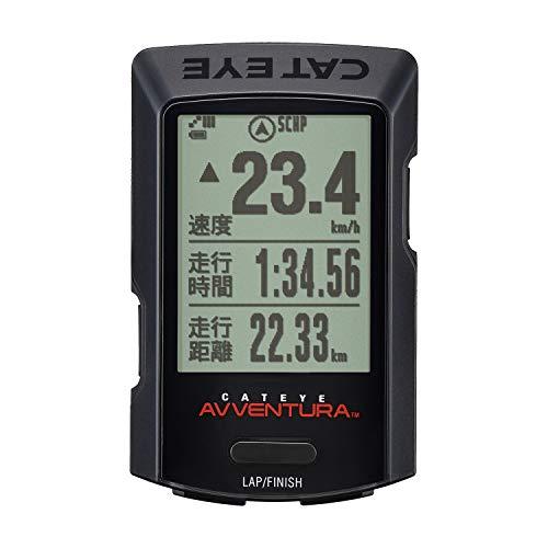 CAT EYE (キャットアイ) GPSサイクロコンピュータ AVVENTURA CC-GPS200 B07N7DLJLT 1枚目