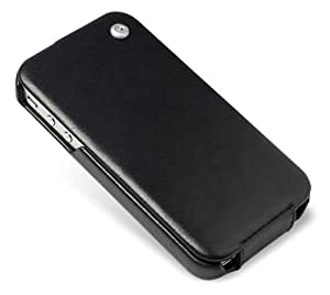 Noreve Perpetual Selection レザーケース for iPhone 4S / 4(ブラック) 2103T1