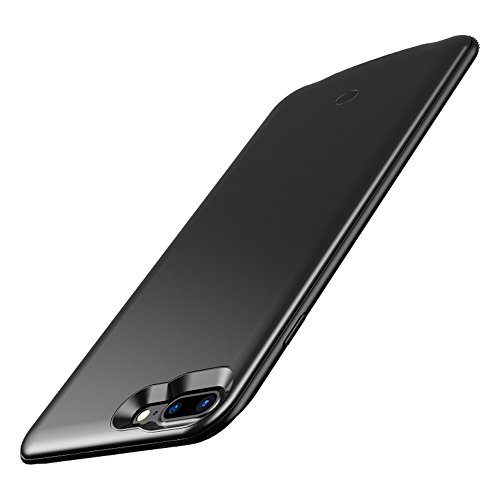 iPhone7 バッテリーケース 超薄 超軽量 バッテリー内蔵ケース 大容量 急速充電 ケース型バッテリー (iphone7)
