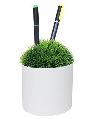ペンスタンド(芝) インテリアグリーン ボール 造花