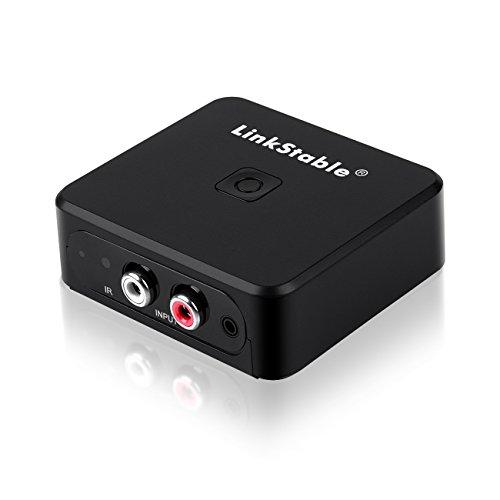 [해외]LinkStable 오디오 캡처 아날로그 음성 디지털화 SD | USB 메모리 저장 카세트 | 레코드 MP3 변환 (RCA | 스테레오 미니 외부 입력 PC 불필요)/LinkStable audio capture Analog sound digitization SD | USB memory storage cassette | record MP3 ...