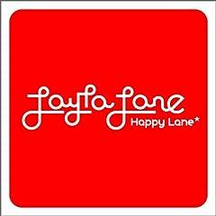 Layla Lane「Happy Lane」のジャケット画像