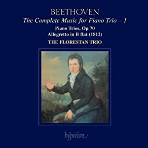 Beethoven: The Complete Music for Piano Trio Vol.1