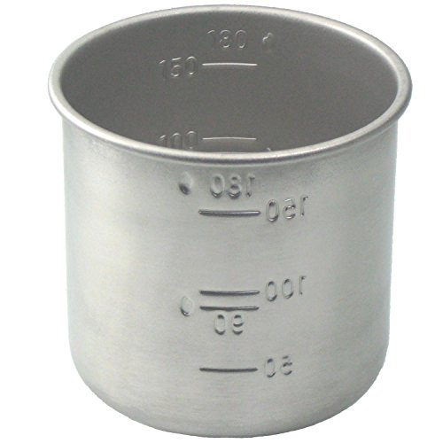 アイデアセキカワ 18-8ステンレス お米の計量カップ 1合...