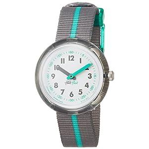 [フリック フラック]FLIK FLAK 腕時計 GREEN BAND (グリーン・バンド) Power Time 5+キッズ ボーイズ FPNP022 カラー・ブロック 【正規輸入品】 FPNP022 ボーイズ 【正規輸入品】