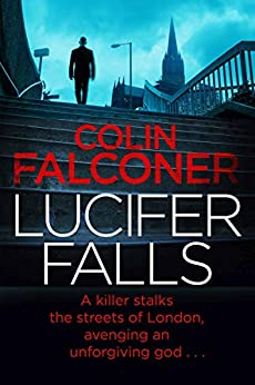 Lucifer Falls (Charlie George Book 1) by [Falconer, Colin]