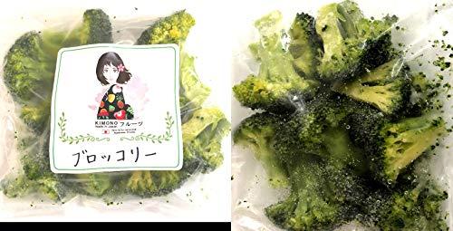 国産 冷凍ブロッコリー(熊本、宮崎、徳島など)バラ凍結 500g(250g×2) 冷凍野菜 【消費税込み】※1kg購入で100gプレゼント中