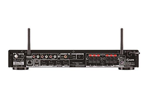 ONKYO シネマパッケージ 2.1ch/ハイレゾ音源対応/4K対応/AirPlay対応 ブラック BASE-V60(B) 【国内正規品】