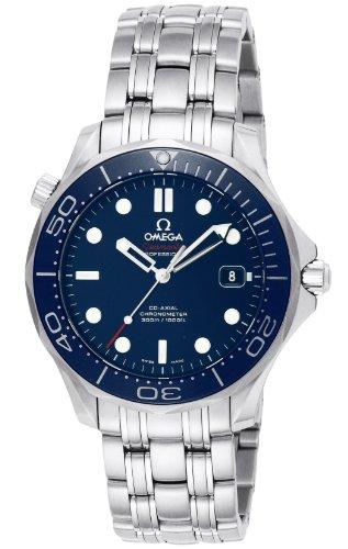 [オメガ]OMEGA 腕時計 シーマスター ブルー文字盤 コーアクシャル自動巻 300M防水 クロノメーター 212.30.41.20.03.001 メンズ 【並行輸入品】