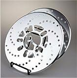 ダミーブレーキローター2枚入 厚0.5mm4・5穴用 as1006