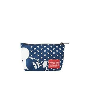 ミッキーマウス マンハッタンポーテージ ポーチ ネイビー【東京ディズニーシー限定】Manhattan Portage コラボ [おもちゃ&ホビー]
