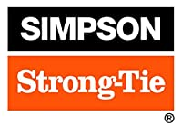 Simpson Strong-Tie STB2-75614 3/4 x 6-1/4 Strong-Bolt 2 Wedge Anchor (10/box) [並行輸入品]