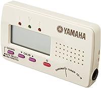 ヤマハ YAMAHA クロマチックチューナー ホワイト TD-18WE