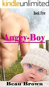 Angry-Boy: Mpreg Romance (Red Sky, Texas Series Book 5) (English Edition)