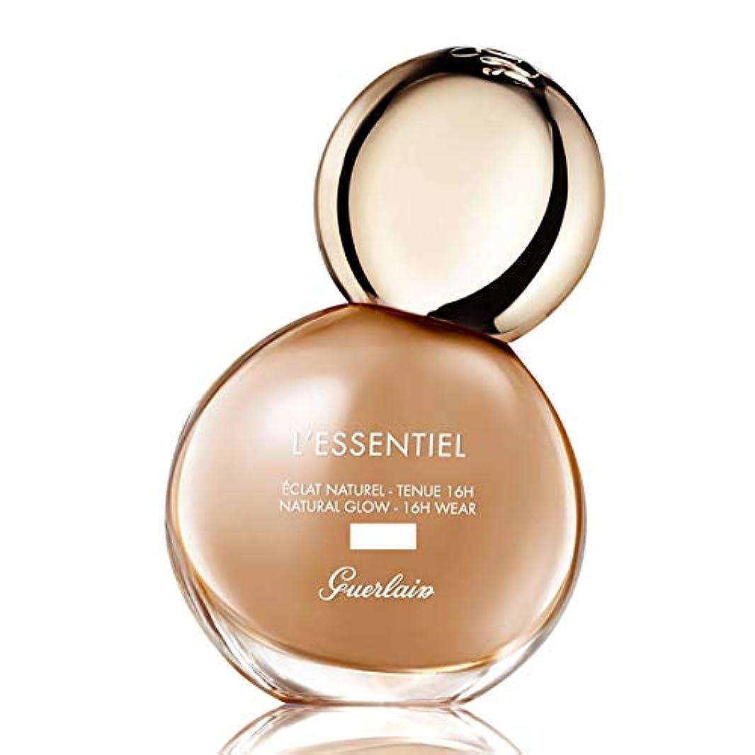 酒不愉快突撃ゲラン L'Essentiel Natural Glow Foundation 16H Wear SPF 20 - # 045N Amber 30ml/1oz並行輸入品