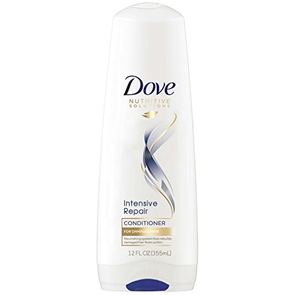 嫉妬置くためにパック必要ないDove Damage Therapy Conditioner Intensive Repair 355 ml by Dove