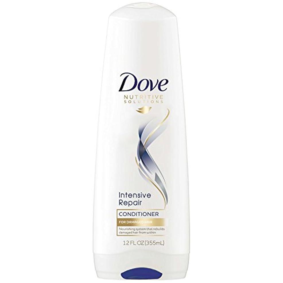滑りやすいキャプテンタップDove Damage Therapy Conditioner Intensive Repair 355 ml by Dove