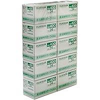フジフイルム フジカラー業務用フィルム ISO400 135-24EX 10P