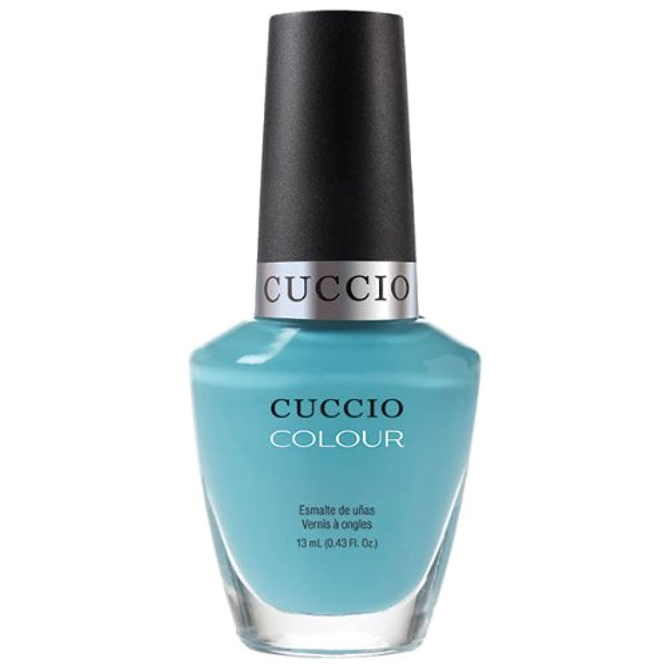 通貨要求する発動機Cuccio Colour Gloss Lacquer - Make a Wish in Rome - 0.43oz / 13ml