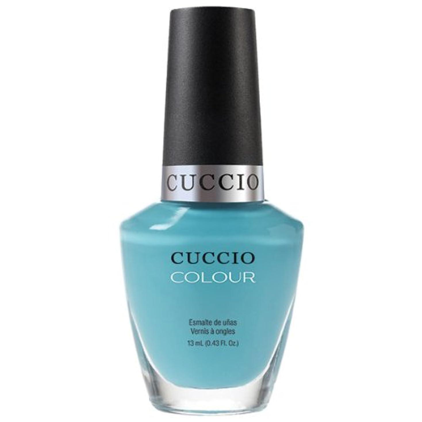 案件運河保持Cuccio Colour Gloss Lacquer - Make a Wish in Rome - 0.43oz / 13ml