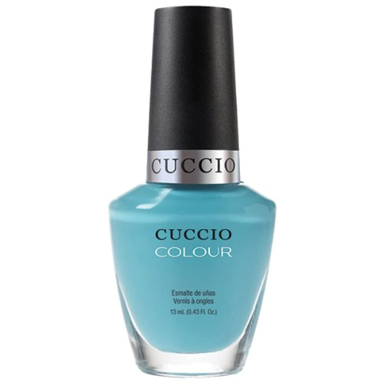 空中暖かさ貫入Cuccio Colour Gloss Lacquer - Make a Wish in Rome - 0.43oz / 13ml