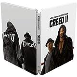 クリード 炎の宿敵 4K UHD スチールブック仕様 [4K UHD+Blu-ray ※通常版ブルーレイのみ日本語有り] (輸入版) -Creed II-