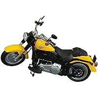 SONONIA モデル 12インチアクションフィギュア用 1/6スケール オートバイ 車 3カラー - 黄