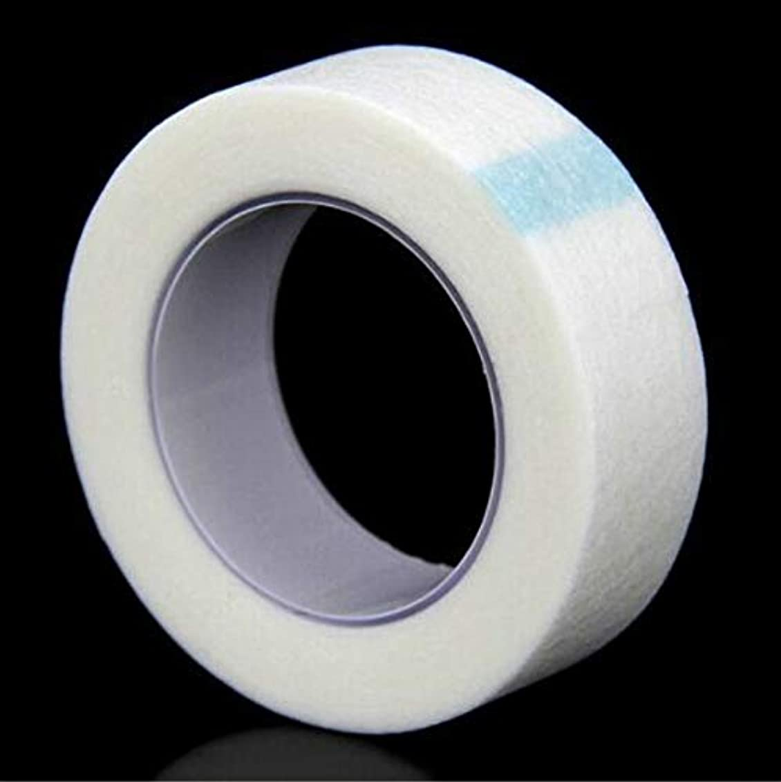 主要な花作業MEI1JIA QUELLIA 3 PCS移植まつげテープ、通気性絶縁テープ、美まつげ、上下のまぶた個々に包装さ4.5メートル不織布のために特別なまつげテープ