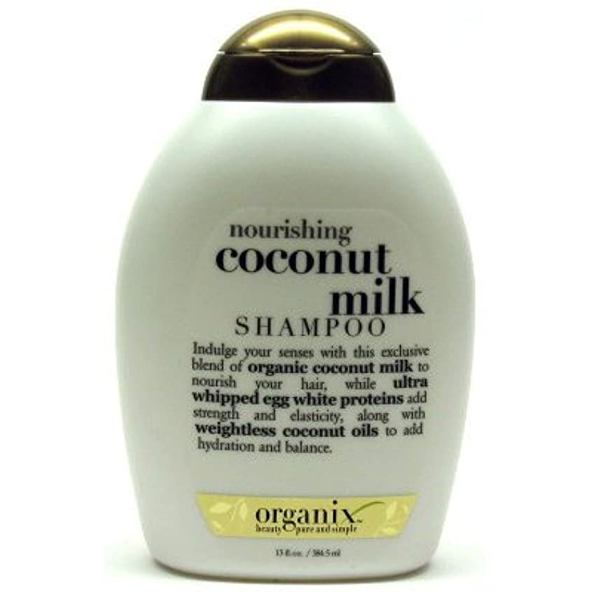 経験者なんとなく第三髪いきいきココナッツミルクシャンプー 384ml (並行輸入品)