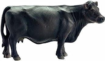 シュライヒ ファームワールド ブラックアンガス牛 (メス) フィギュア 13767