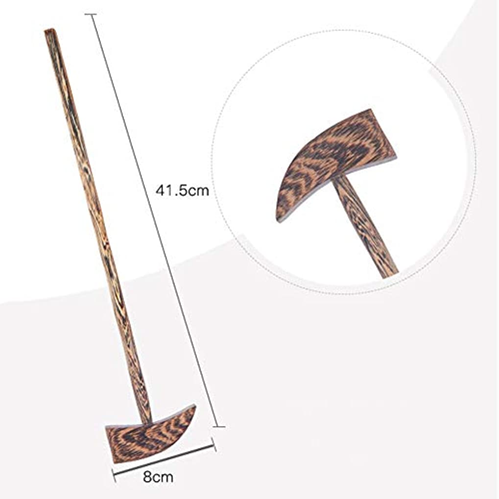 有効プレミア眠っているAkagi 背中掻きブラシ 木製 まごのて 敬老の日 プレゼント高人気 背中かゆみを止め マッサージ用