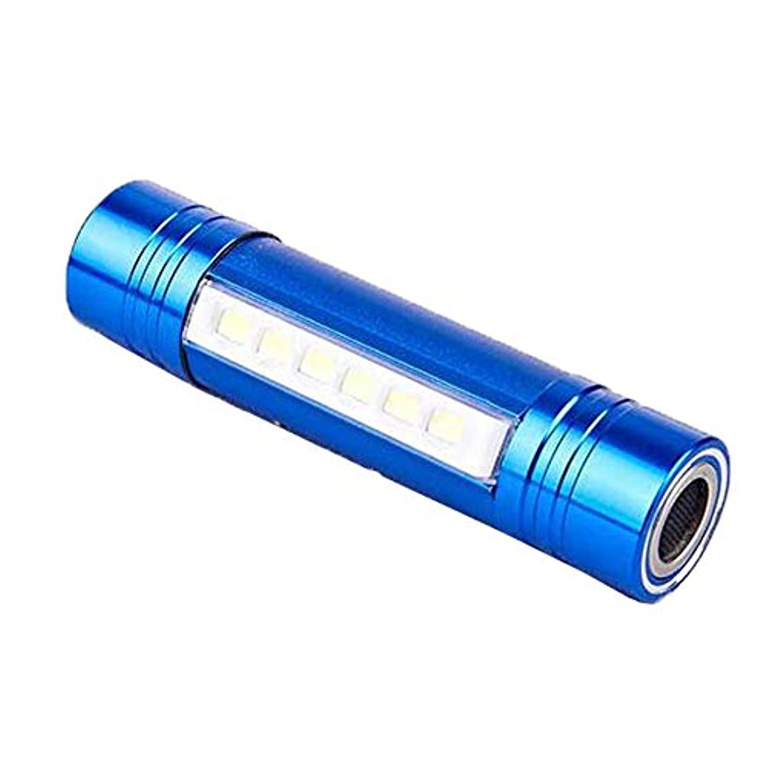 シビックなので予言するMUYOO LEDヘッドライト 3点灯モード 登山 夜釣り アウトドア作業 SOSフラッシュ機能 単4/18650電池対応(バッテリーなし) Y-03