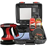 Mothers 65WA122V2 Mothers Wax Attack V2 Palm Power Polisher Kit
