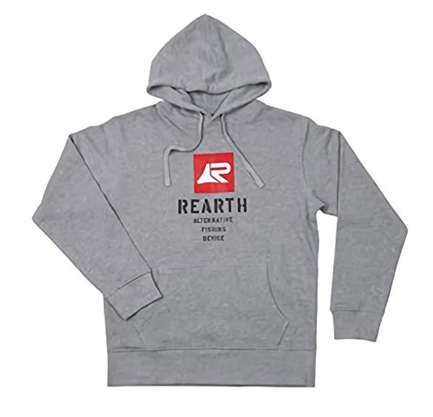 トラクター密度化粧リアス(REARTH) Rearth パーカー GRY L. FWA-3020