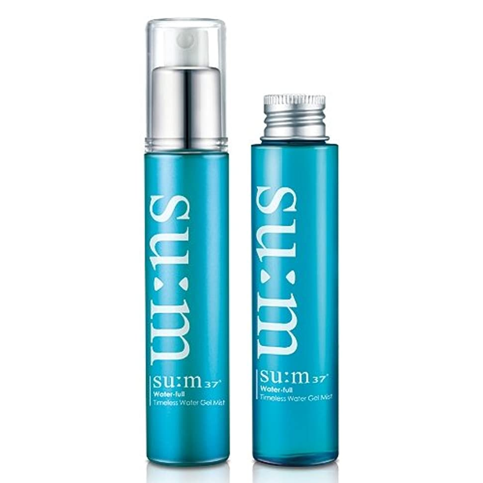 su:m37/スム37° スム37ウォーターフルウォータージェルミスト 60*2 (sum 37ºWater-full Timeless Water Gel Mist 60ml*2ea + Special Gift) スポット...