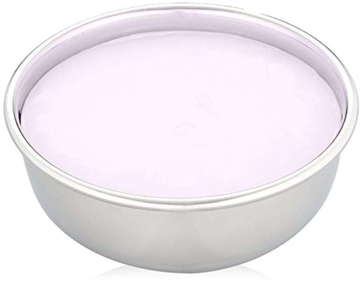 可能にする汚れるリスクイーシェーブ シェーブソープ 100g ラベンダー(皿付き)