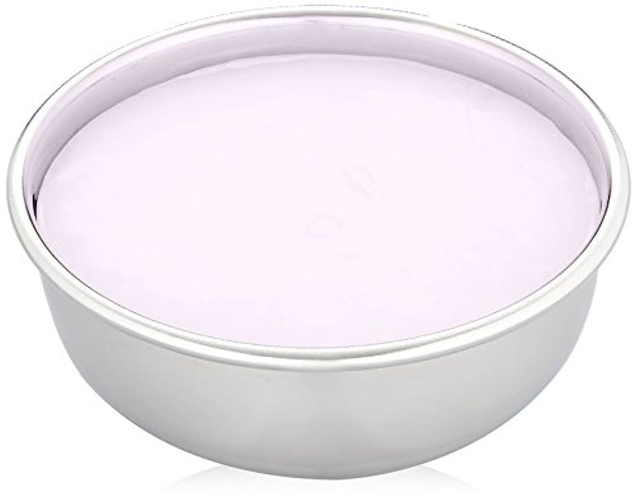 迷彩アイデアブラウザイーシェーブ シェーブソープ 100g ラベンダー(皿付き)