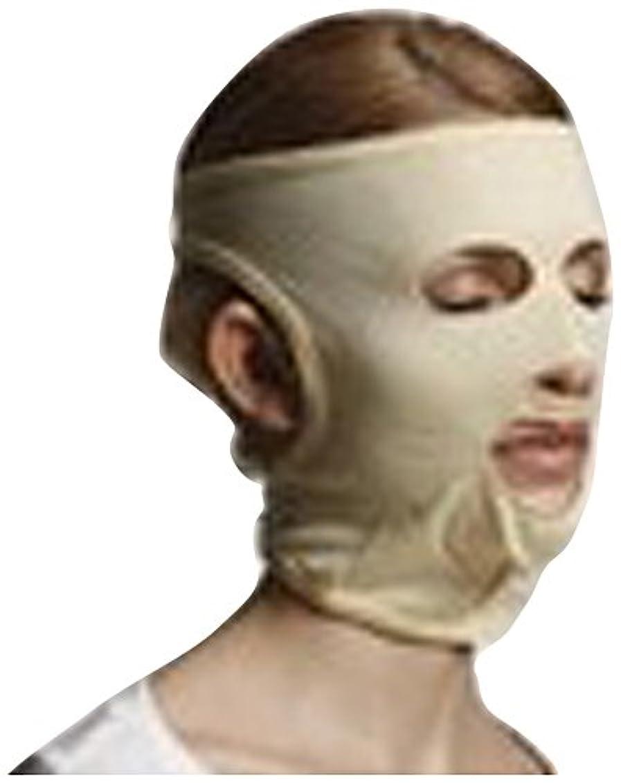 ネコ頬確保する湯の花フェイスマスク