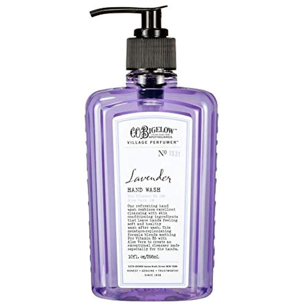 幸運なことに喉頭あからさま[C.O. Bigelow] C.O.ビゲローラベンダーハンドウォッシュ - C.O. Bigelow Lavender Hand Wash [並行輸入品]