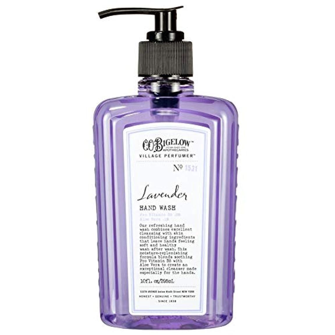 ことわざ無駄滴下[C.O. Bigelow] C.O.ビゲローラベンダーハンドウォッシュ - C.O. Bigelow Lavender Hand Wash [並行輸入品]
