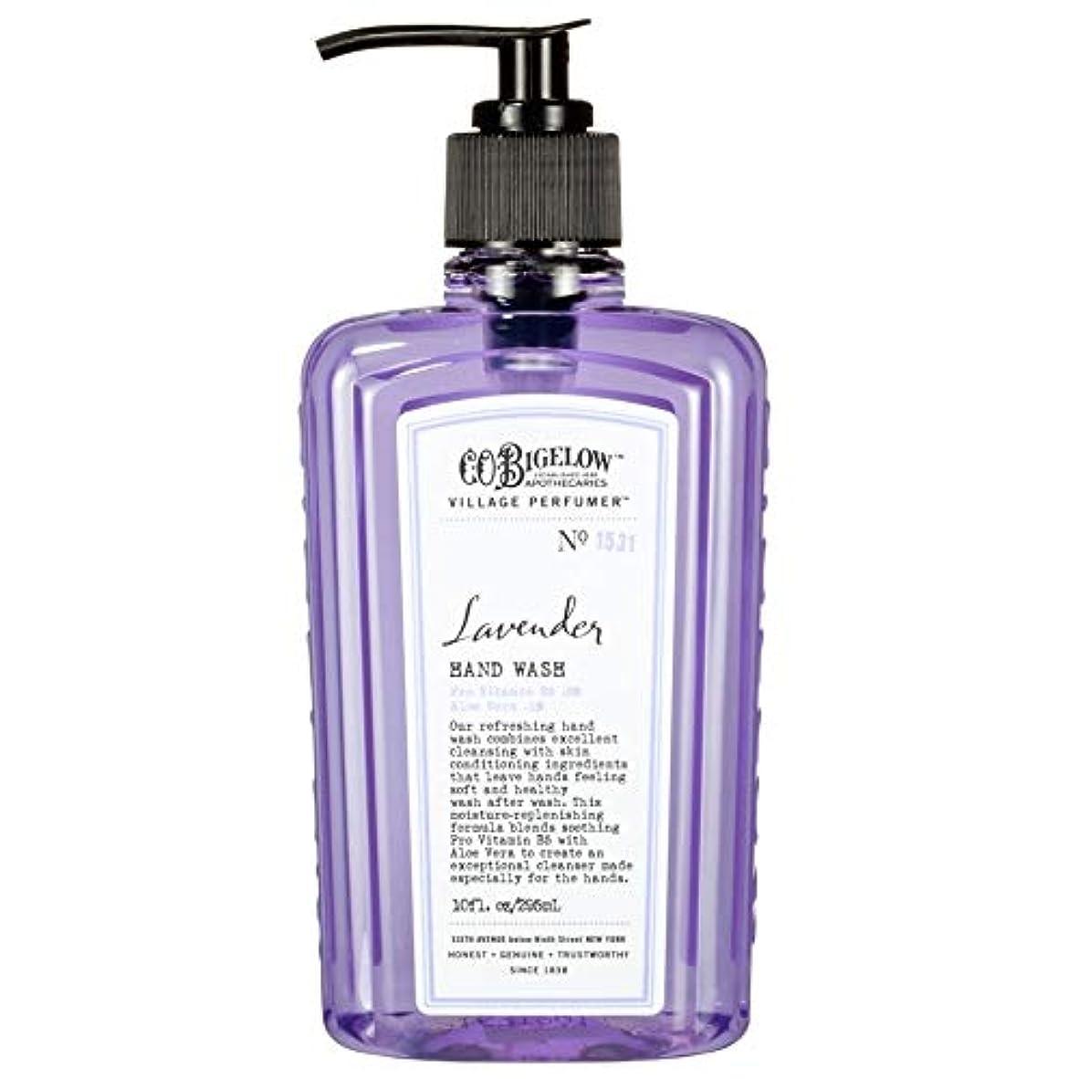 小川反逆限り[C.O. Bigelow] C.O.ビゲローラベンダーハンドウォッシュ - C.O. Bigelow Lavender Hand Wash [並行輸入品]