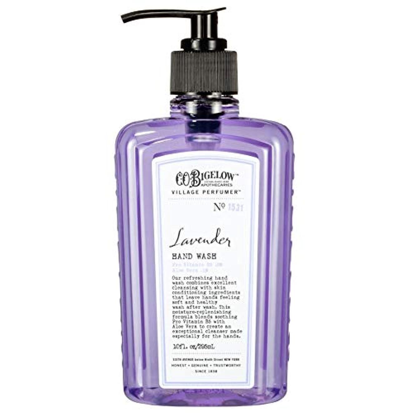 牛肉最初に王族[C.O. Bigelow] C.O.ビゲローラベンダーハンドウォッシュ - C.O. Bigelow Lavender Hand Wash [並行輸入品]