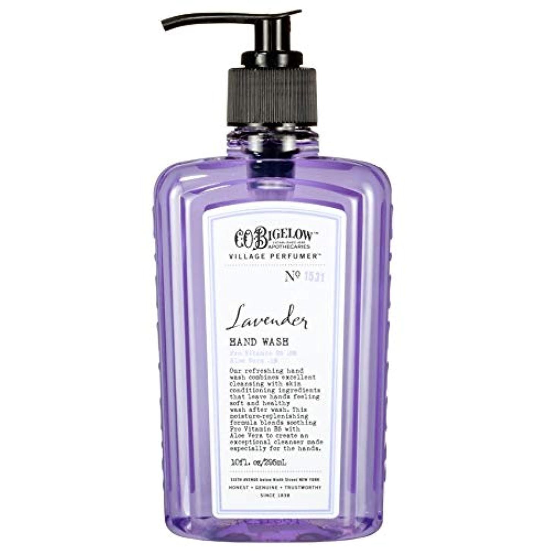非常に怒っています下る名前[C.O. Bigelow] C.O.ビゲローラベンダーハンドウォッシュ - C.O. Bigelow Lavender Hand Wash [並行輸入品]