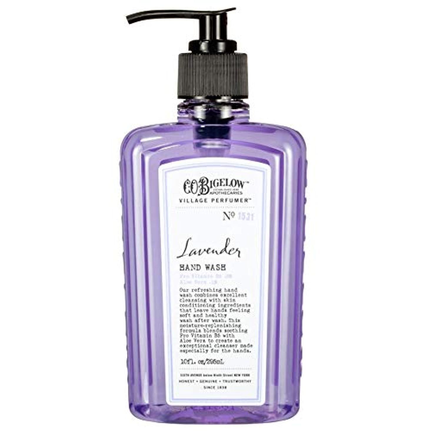 広く枯渇埋める[C.O. Bigelow] C.O.ビゲローラベンダーハンドウォッシュ - C.O. Bigelow Lavender Hand Wash [並行輸入品]